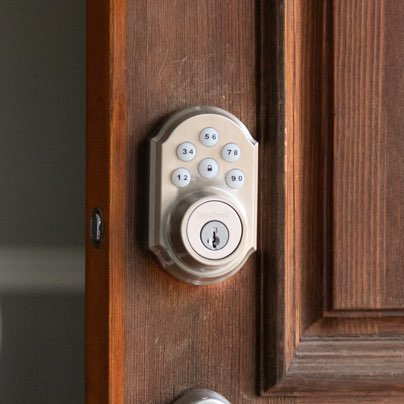 Monroe security smartlock