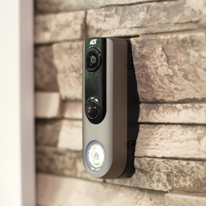 Monroe doorbell security camera